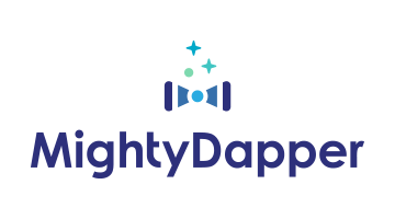 Logo for Mightydapper.com