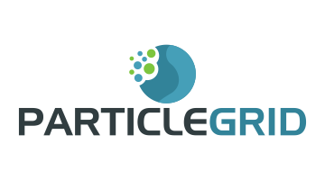 Logo for Particlegrid.com