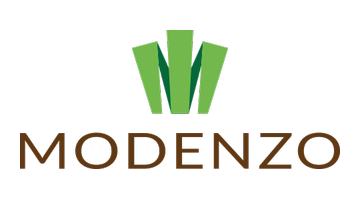 Logo for Modenzo.com
