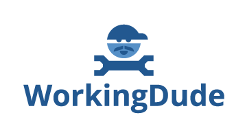 Logo for Workingdude.com