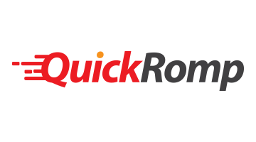 Logo for Quickromp.com