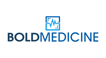 Logo for Boldmedicine.com