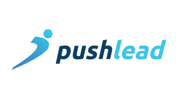 Logo for Pushlead.com
