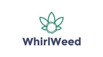 Logo for Whirlweed.com