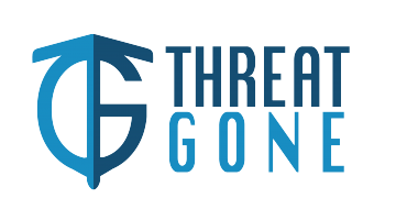 Logo for Threatgone.com