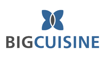 Logo for Bigcuisine.com