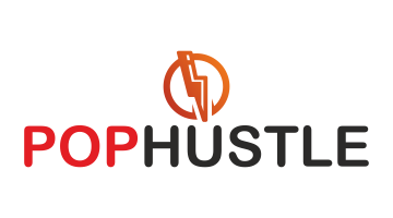 Logo for Pophustle.com