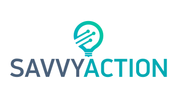 Logo for Savvyaction.com