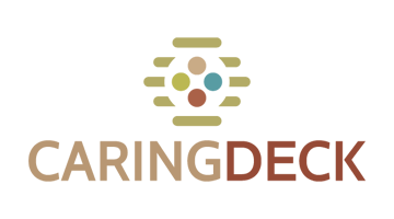 Logo for Caringdeck.com
