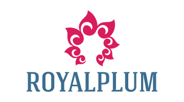 Logo for Royalplum.com