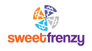Logo for Sweetfrenzy.com