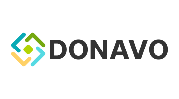 Logo for Donavo.com