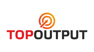 Logo for Topoutput.com