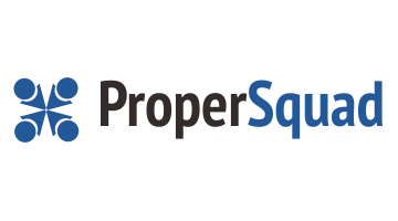 Logo for Propersquad.com