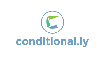 Logo for Conditional.ly