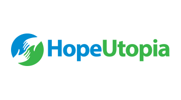Logo for Hopeutopia.com