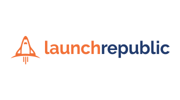Logo for Launchrepublic.com
