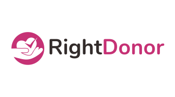 Logo for Rightdonor.com