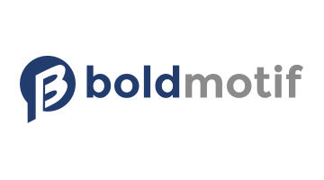 Logo for Boldmotif.com