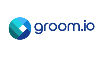 Logo for Groom.io