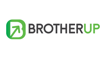 Logo for Brotherup.com
