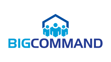 Logo for Bigcommand.com