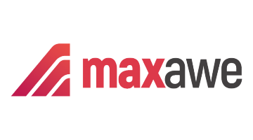 Logo for Maxawe.com