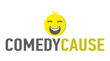 Logo for Comedycause.com