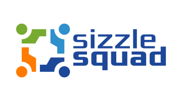 Logo for Sizzlesquad.com