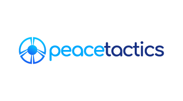 Logo for Peacetactics.com