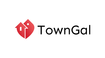 Logo for Towngal.com