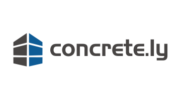 Logo for Concrete.ly