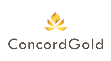 Logo for Concordgold.com