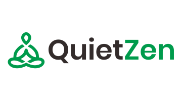 Logo for Quietzen.com