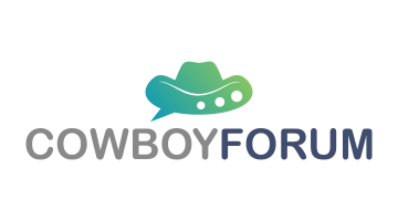 Logo for Cowboyforum.com
