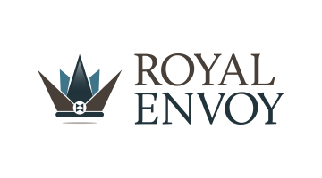 Logo for Royalenvoy.com