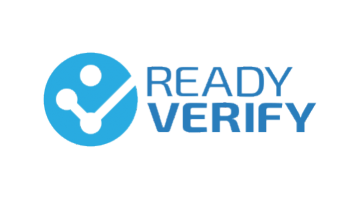 Logo for Readyverify.com