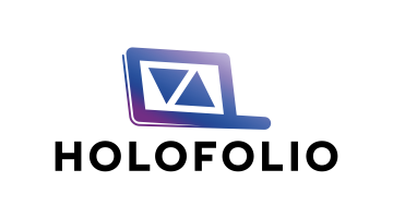 Logo for Holofolio.com