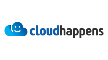 Logo for Cloudhappens.com