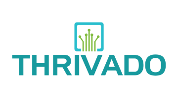 Logo for Thrivado.com