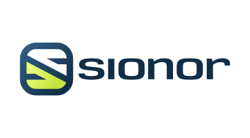 Logo for Sionor.com