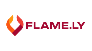 Logo for Flame.ly