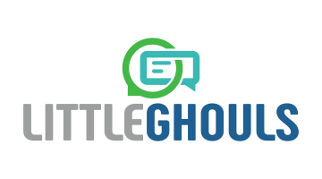Logo for Littleghouls.com