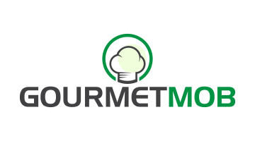Logo for Gourmetmob.com