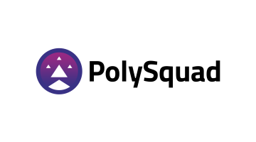 Logo for Polysquad.com