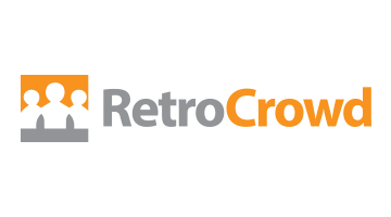 Logo for Retrocrowd.com