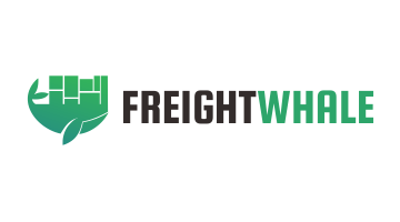 Logo for Freightwhale.com