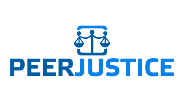 Logo for Peerjustice.com