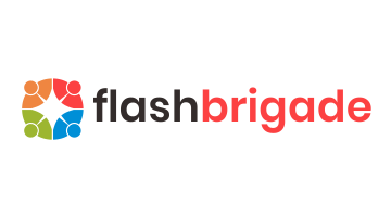 Logo for Flashbrigade.com