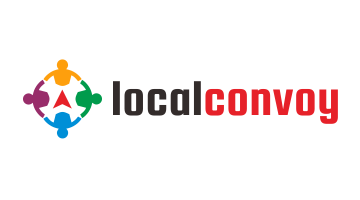 Logo for Localconvoy.com